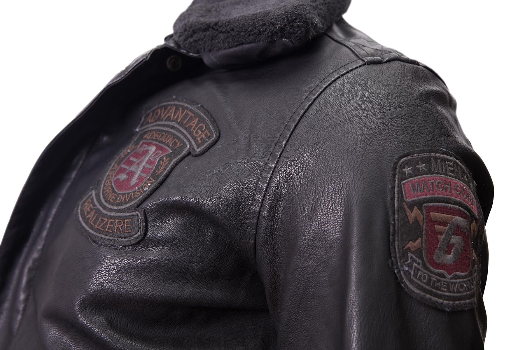 104ebc3e63f Мъжко кожено яке – P3012 - Ephorial.com | Онлайн магазин за мъжки и ...